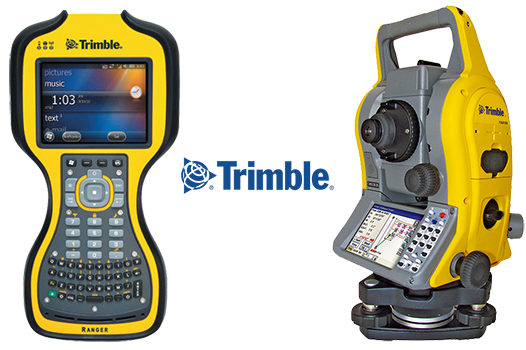 Trimble integrates a wide range of positioning technologies including GPS, laser, optical and inertial technologies